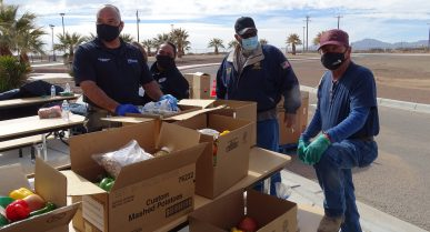 Helping Our Communities-See How the Otero Facilities Make a Difference