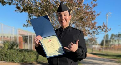 Hawaii Job Corps Graduate Takes Steps to Secure Successful Future