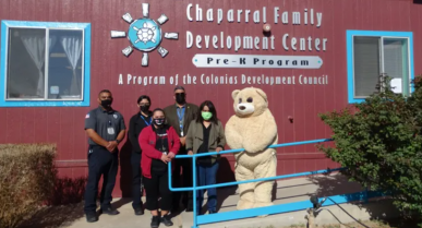 NEWS: Otero County prison management company donates 3,336 books to Chaparral-area children