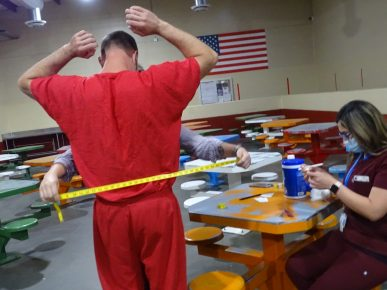 Empowering Detainees at Otero II to Live Healthy Lives