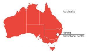 Parklea Correctional Centre, Australia