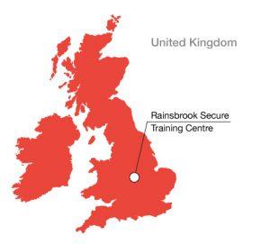 Rainsbrook Secure Training Centre, UK