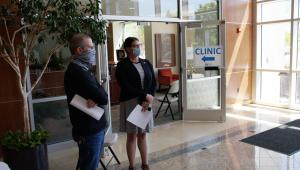 MTC vaccine clinic