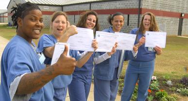 Enhancing Programs at Gadsden to Improve Women's Lives