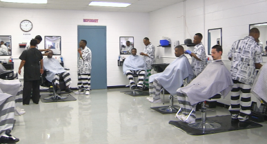 A Clean-Cut Future Thanks to Marshall County Correctional Facility