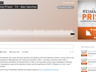 A Podcast Breaks Down MTC's Difference in Detention