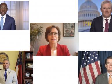 U.S. Congressional Leaders Send Congratulatory Videos to Recent Job Corps Graduates